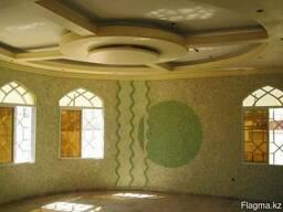 Жидкие обои Silk Plaster в Алматы