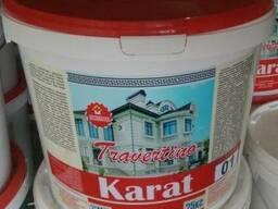 Жидкий травертин