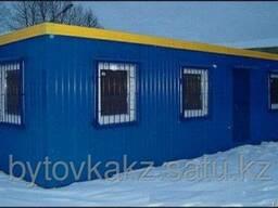 Жилые вагончики, бытовки строительные, контейнер вагон
