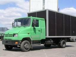 Зил Бычок (борт, фургон, вышка, автобус) - фото 2